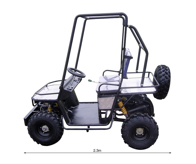 150cc Utility Cart