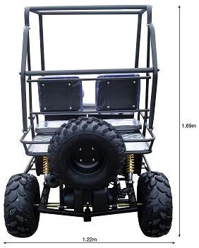 150cc Utility Cart