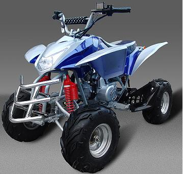 110cc Quad ATV