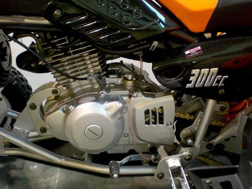 300cc Sport Titan 4 Stroke Ultimate ATV