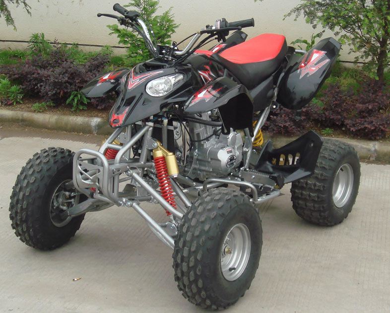 Cheap Four Wheelers For Sale >> 200cc Commander Atv Watercooled
