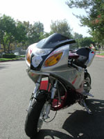 110cc Super Bike