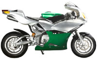 110cc Manual Super Bike