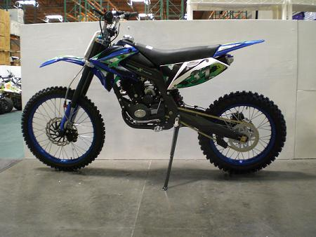 siren 4 stroke dirt bike