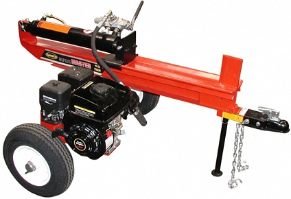Log Splitters - Outdoor Power Equipment - The Home Depot